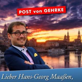 Lieber Hans-Georg Maaßen,