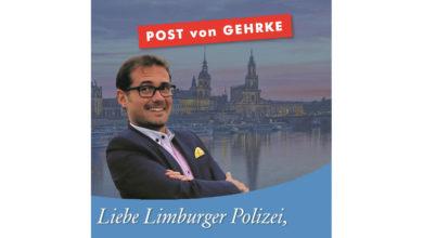 Liebe Limburger Polizei