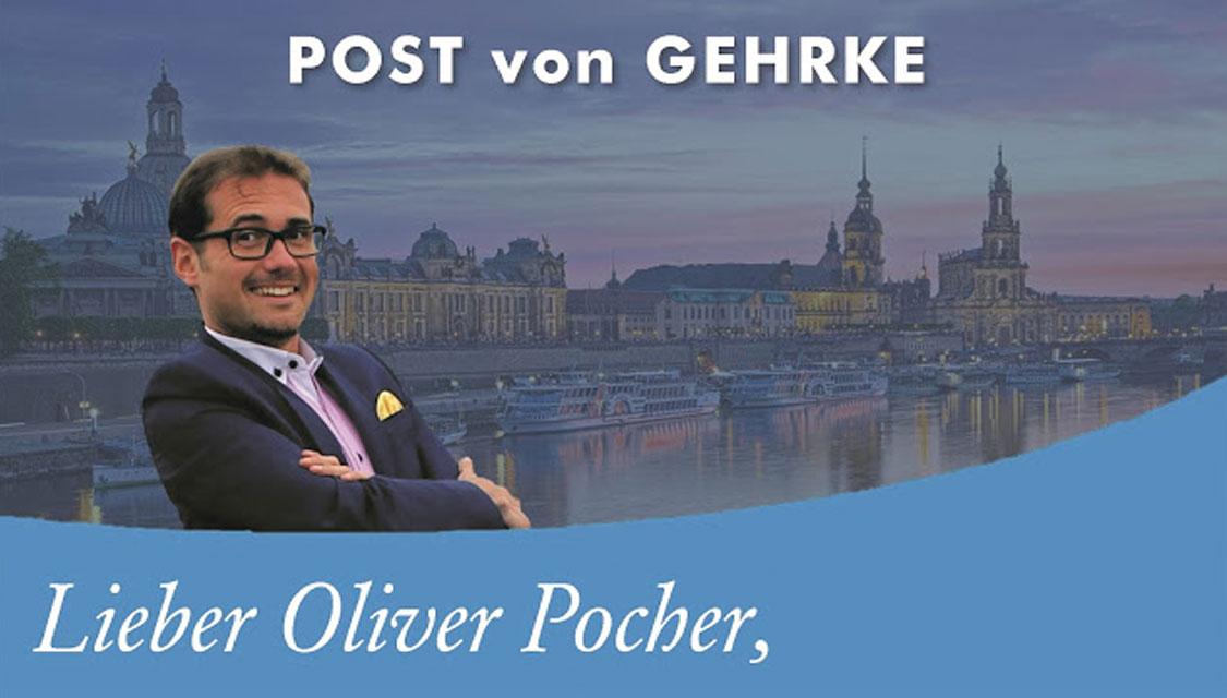 Lieber Oliver Pocher