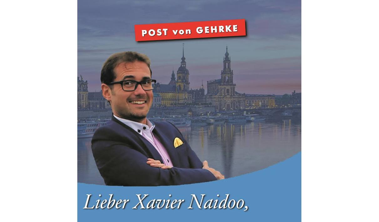 Lieber Xavier Naidoo
