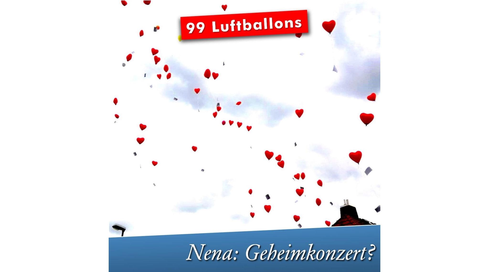 Nena-Geheimkonzert in Freital? - POST von GEHRKE
